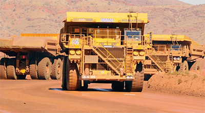 Cruel Blow to Loyal Newman Mine-Workers