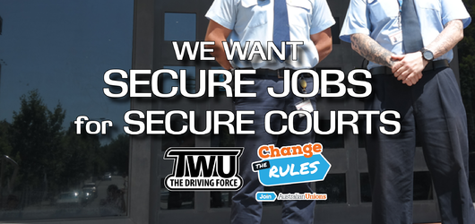 Job Security for Court Security