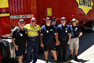 TWU Veterans Supporting Road Safety Education