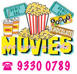 40% Discount on Movie Tickets